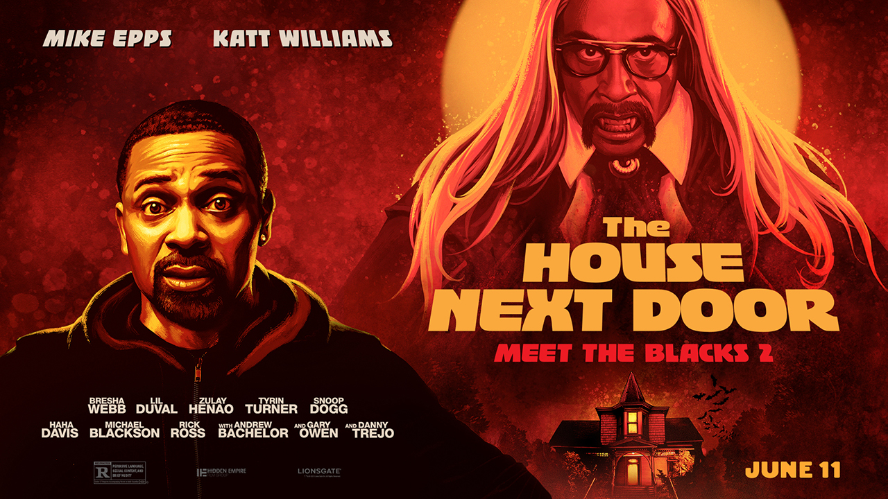 Meet the Blacks 2 | The House Next Door